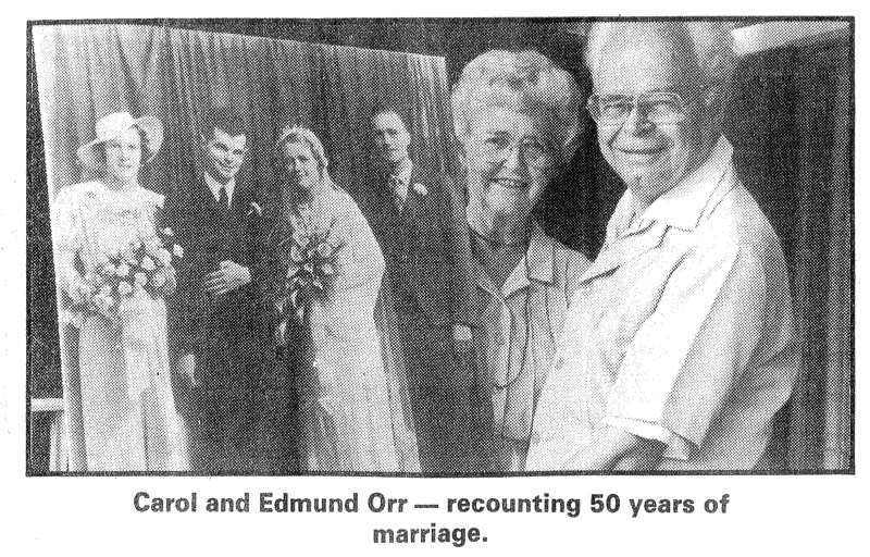 celebrating marriage j edwin orr