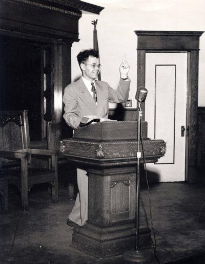 pomona preaching